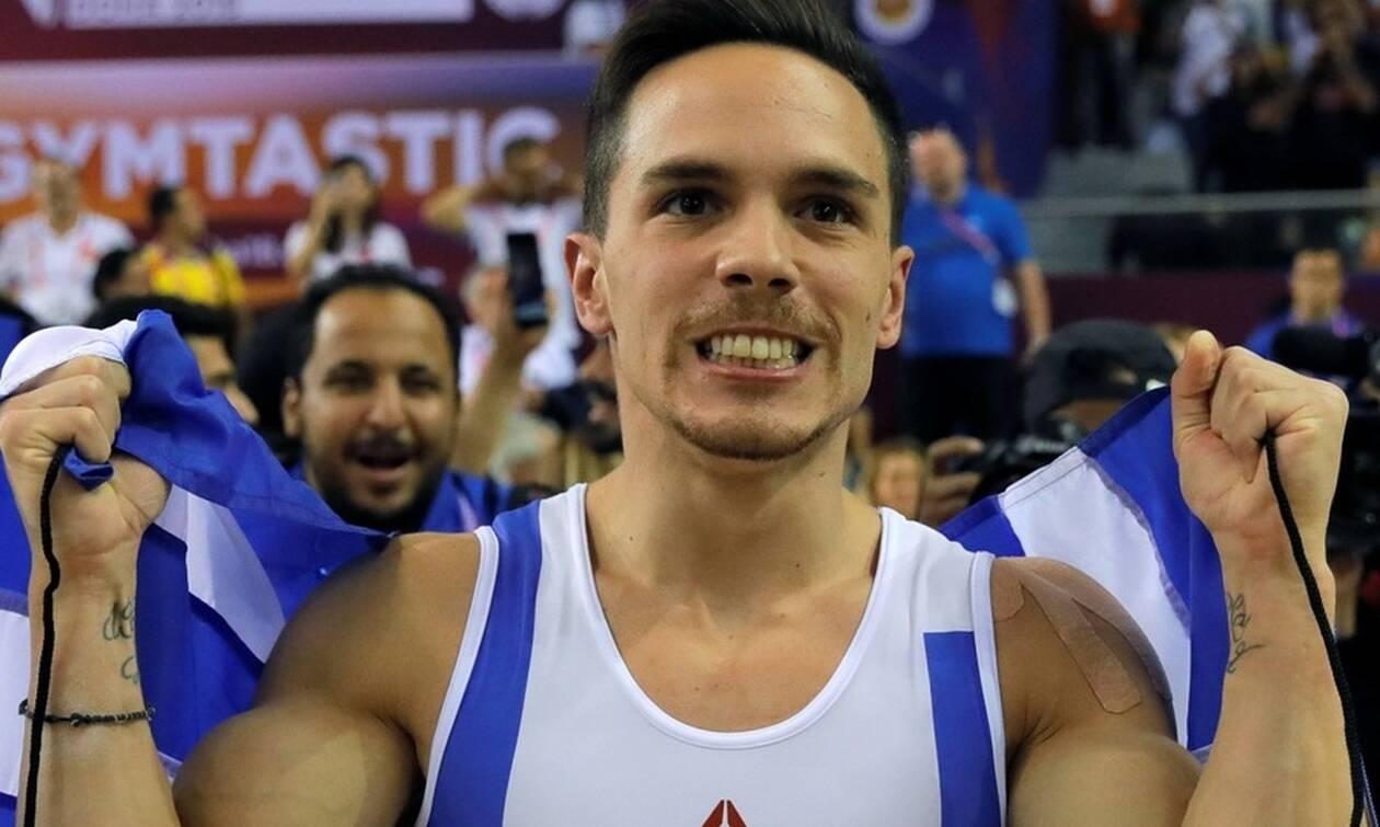 «Τεράστιος» ο Λευτέρης Πετρούνιας: Κέρδισε το χρυσό στο Παγκόσμιο Κύπελλο της Μελβούρνης (vid)