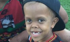 All Star ο 9χρονος Quaden: Δείτε τι συνέβη σε αγώνα στην Αυστραλία (pics&vids)