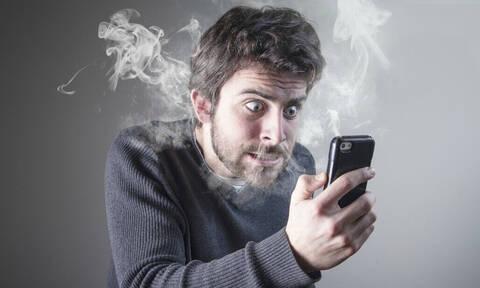 Ξεκαρδιστικό: Επικά λάθη που κάνουμε με το κινητό