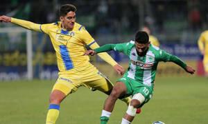 Αστέρας Τρίπολης – Παναθηναϊκός 1-1: Έγινε… ντέρμπι κι έμεινε στην ισοπαλία (video+photos)