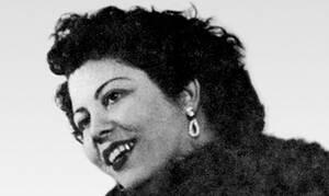Σαν σήμερα πέθανε η ρεμπέτισσα Μαρίκα Νίνου