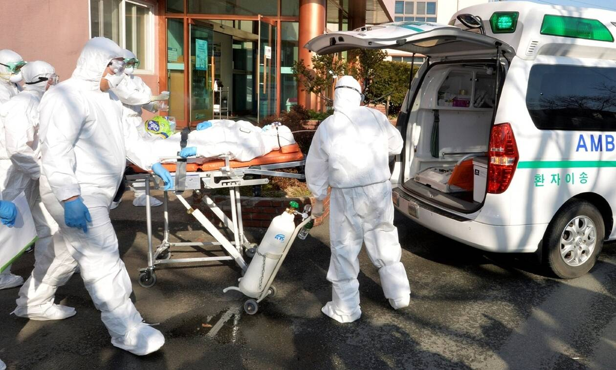 Κοροναϊός: 123 νέα κρούσματα στη Νότια Κορέα - Τέσσερα άτομα έχουν χάσει τη ζωή τους