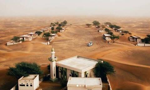 Al Madam: Το χωριό - φάντασμα και οι ανατριχιαστικές ιστορίες του