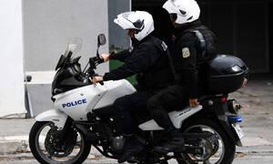 Έφοδος της αστυνομίας στο παζάρι του Σχιστού