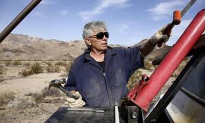 Νεκρός ο «Mad Mike» - Συνετρίβη ο αυτοσχέδιος πύραυλός του
