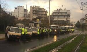 Δήμος Αθηναίων: Κυριακάτικη παρέμβαση καθαριότητας σε Παγκράτι-Δουργούτι