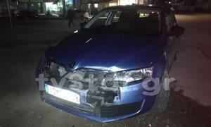 Θρίλερ στο Αλιβέρι: Τέσσερα παιδιά τραυματίστηκαν μετά από σύγκρουση αυτοκινήτων