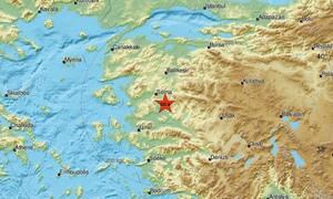 Σεισμός ΤΩΡΑ στη δυτική Τουρκία - Αισθητός και στα ελληνικά νησιά (pics)
