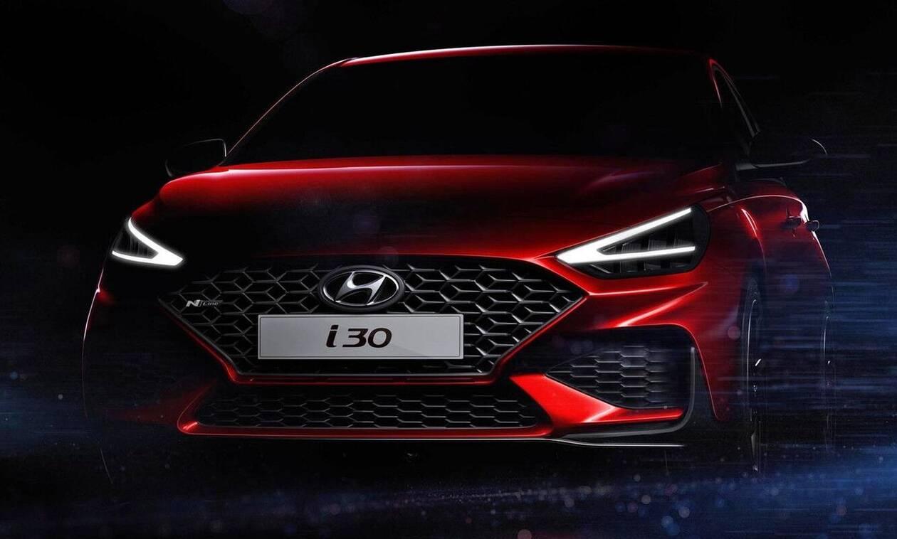To ανανεωμένο Hyundai i30 θα έχει εξελιγμένο κινητήρα βενζίνης 1.500 κυβικών μέχρι 160 ίππους
