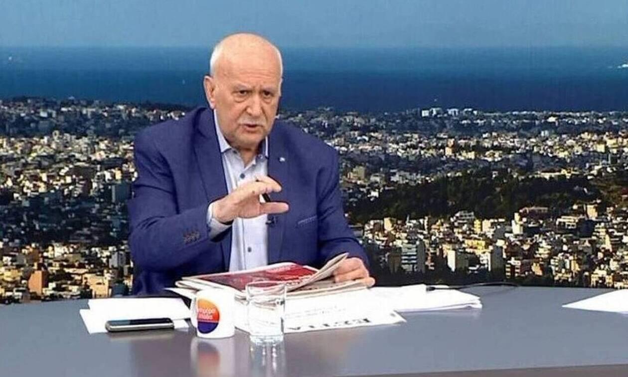 Αγωνία για τον Γιώργο Παπαδάκη: Γιατί απουσίαζε και σήμερα από την εκπομπή (pics)