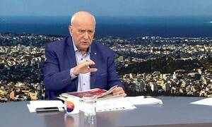 Τι συμβαίνει με τον Γιώργο Παπαδάκη; Γιατί απουσιάζει από την εκπομπή του