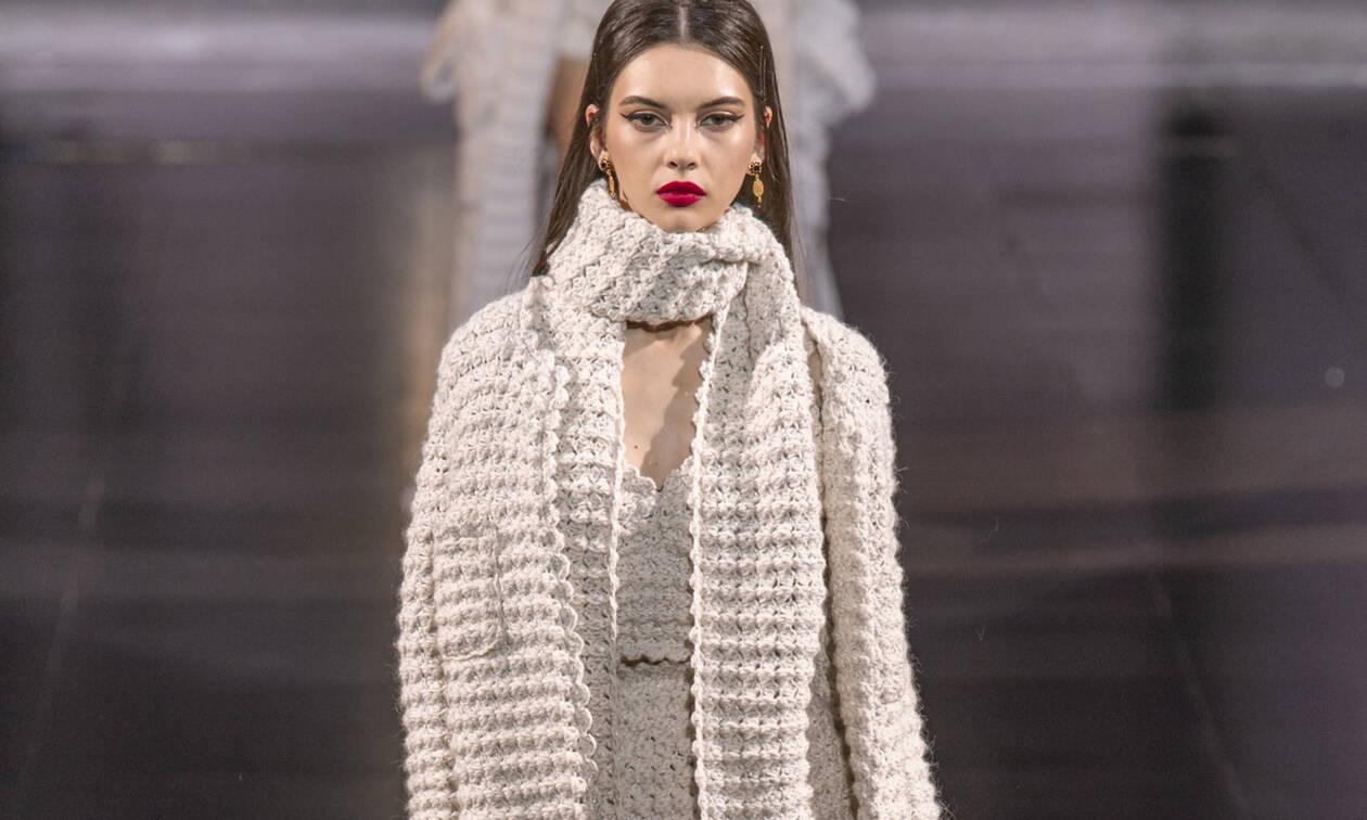 Η φθινοπωρινή συλλογή των Dolce & Gabbana είναι γεμάτη με τα πλεκτά που αγαπάμε