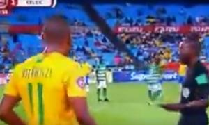 Απίστευτο σκηνικό: Αδιανόητες καθυστερήσεις σε κόρνερ...με τρεις κίτρινες! (video)