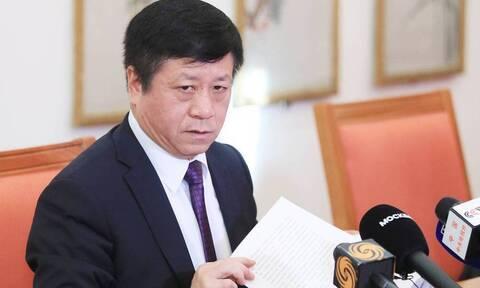 Посол КНР в России рассказал о разработанной в Китае вакцине против коронавируса
