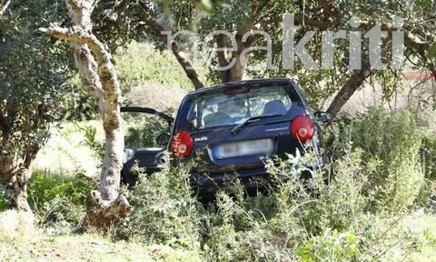 Τραγωδία στη Κρήτη: Γυναίκα βρήκε φρικτό θάνατο κάτω από το αυτοκίνητό της - Συγκλονιστικές εικόνες
