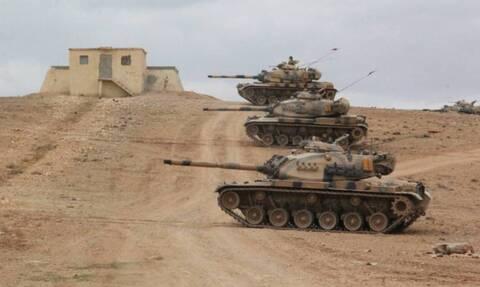 Δραματικές εξελίξεις στη Συρία: Δεκάδες τουρκικά τεθωρακισμένα μπήκαν στην Ιντλίμπ (vid)
