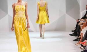 Σάλος σε επίδειξη μόδας: Σοκάρουν οι εικόνες μοντέλου (pics)