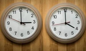 Αλλαγή ώρας 2020: Πλησιάζει η θερινή ώρα - Πότε θα πάμε τους δείκτες των ρολογιών μπροστά
