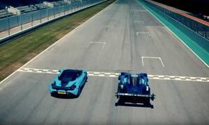 Το ηλεκτρικό VW I.D. R αφήνει πολύ πίσω του τη McLaren 720S