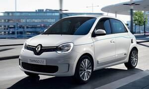 Πρεμιέρα για το νέο ηλεκτρικό Renault Twingo Z.E.