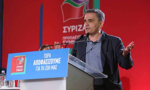 Τσακαλώτος στο CNN Greece: Οι κεντρώες λύσεις δεν κερδίζουν τα λαϊκά στρώματα