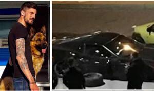 Τροχαίο Γλυφάδα - Συνοδηγός Corvette: «Μπήκαμε στο αυτοκίνητο και φύγαμε» (vid)
