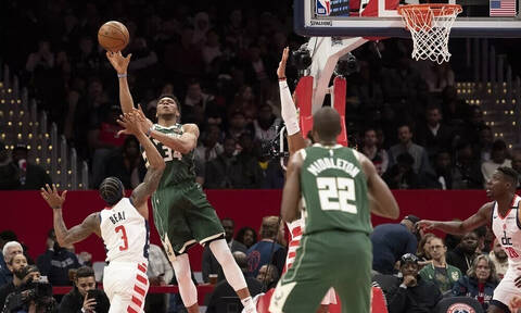 NBA: Τα… χρειάστηκαν οι Μπακς (video)