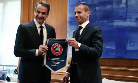 Υπογράφεται το μνημόνιο για το ποδόσφαιρο: Οι άξονές του και τι θα περιλαμβάνει