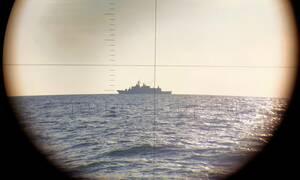 «Αναπνευστήρ»: Εντυπωσιακές εικόνες από την άσκηση του Πολεμικού Ναυτικού