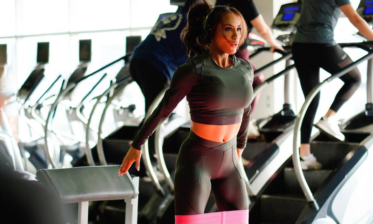 5 μυστικά που θα κάνουν τη γυμναστική στο σπίτι super αποτελεσματική