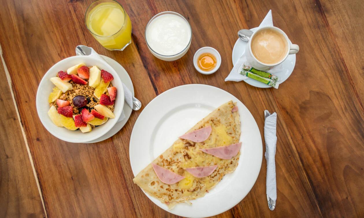 Πρωινό: Πότε σας βοηθά να «κάψετε» διπλάσιες θερμίδες