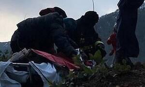 Θρίλερ στο δάσος: Σερνόταν επί 10 ώρες για να σωθεί – Δείτε τι συνέβη (pics)