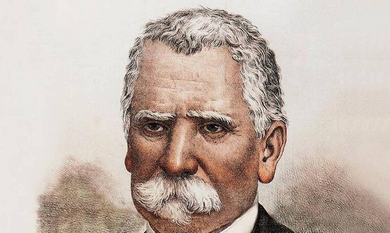 Σαν σήμερα το 1883 πέθανε ο Έλληνας πολιτικός Αλέξανδρος Κουμουνδούρος