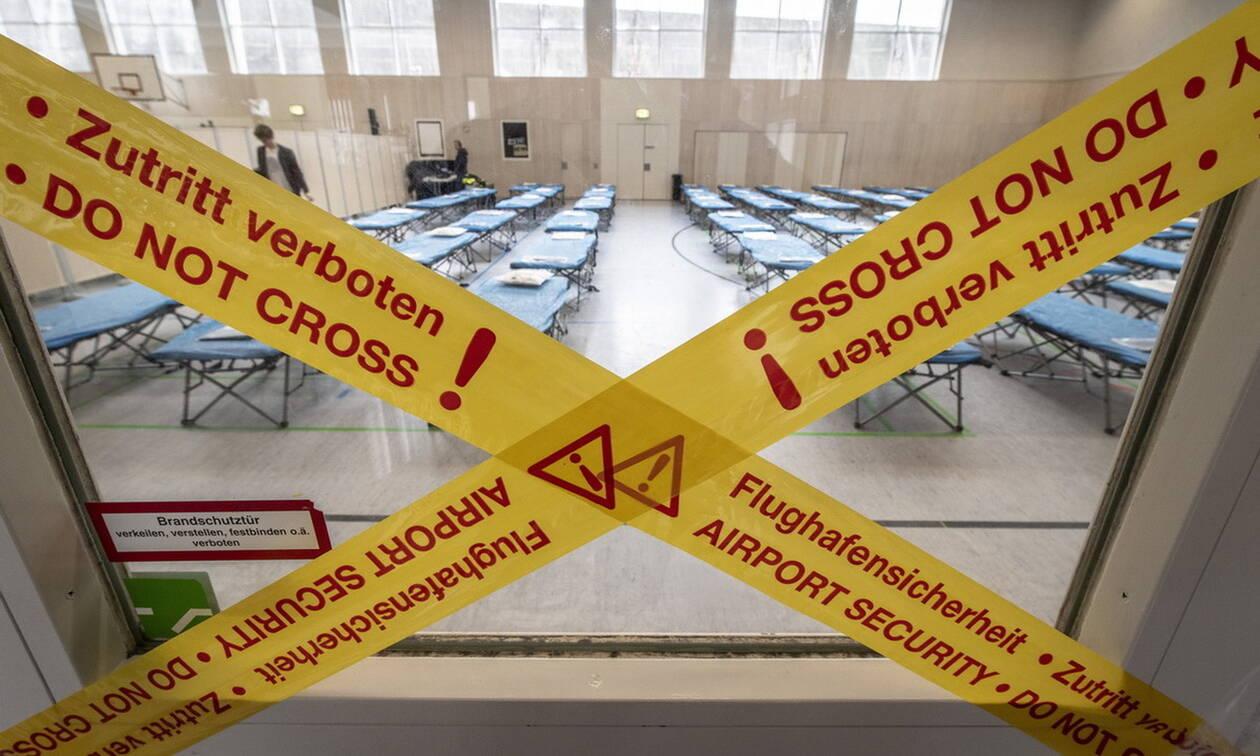 Κοροναϊός: 16ο κρούσμα στη Γερμανία - Το πρώτο στη Βόρεια Ρηνανία-Βεστφαλία