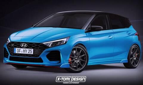 Το Hyundai i20 N θα είναι πραγματικό hot hatch με 200 ίππους