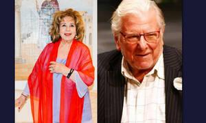 Συντετριμμένη η Δ.Στυλιανοπούλου στο gossip-tv: «Ο Κώστας μου είχε εκμυστηρευτεί ότι ήθελε να φύγει»
