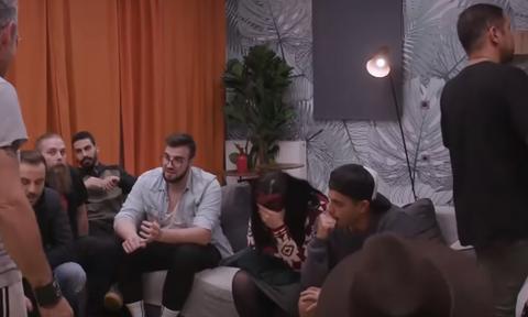 Χαμός στο MasterChef: «Κλάψε κορίτσι μου, θα μου τρίψεις την κρέμα στη μούρη» (video)