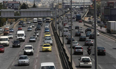 Αποκαταστάθηκε η κυκλοφορία των οχημάτων στην Αττική Οδό