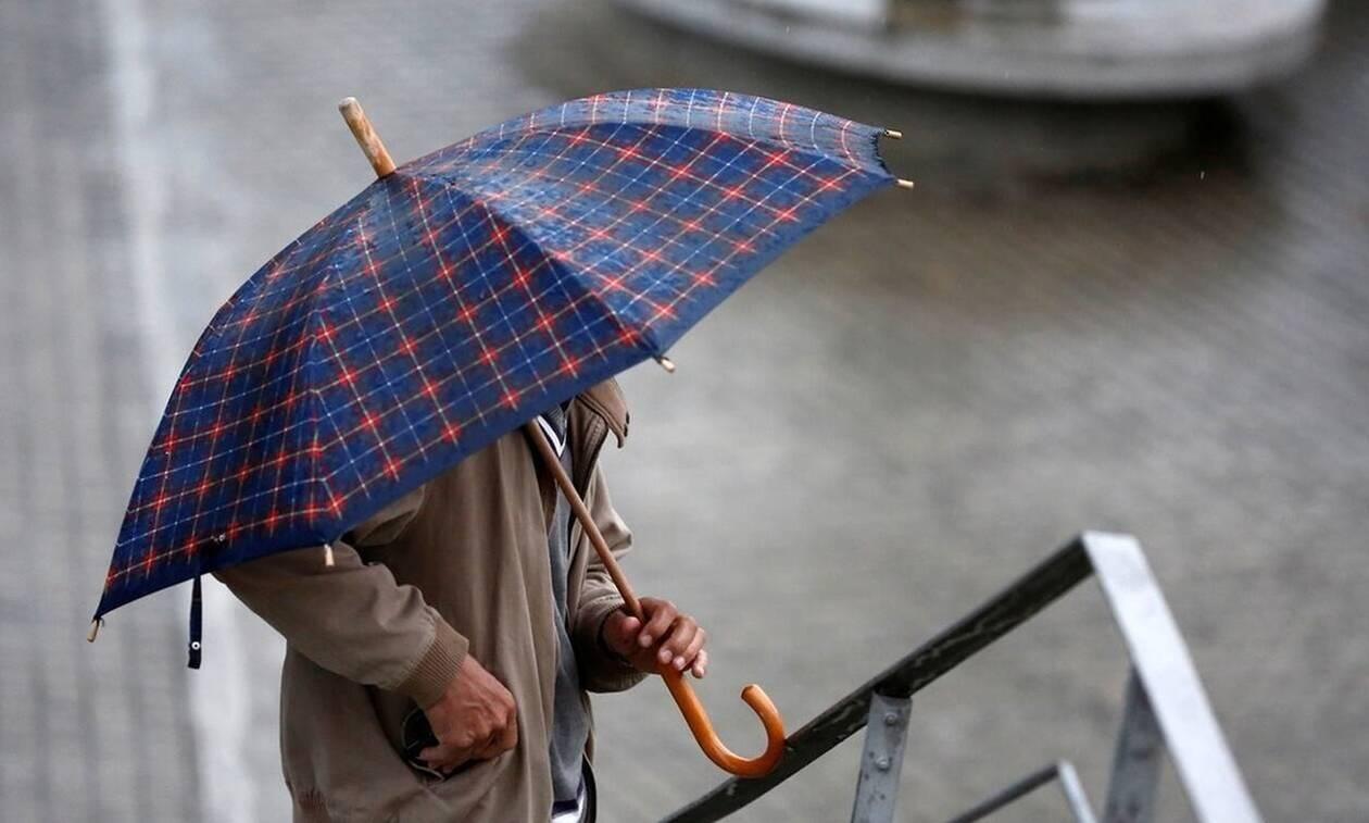 Καιρός: Κακοκαιρία με βροχές και καταιγίδες και χιόνια την Πέμπτη - Πού θα «χτυπήσουν»