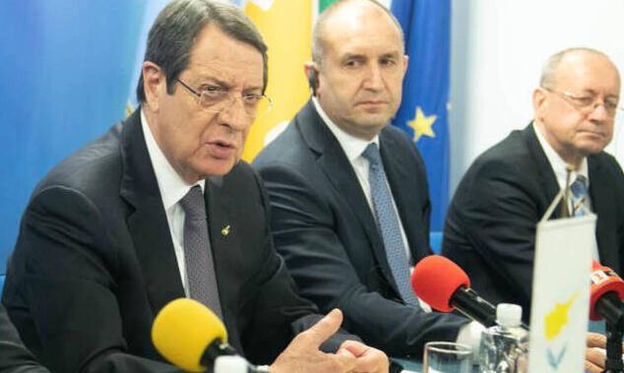 Αναστασιάδης από Βουλγαρία: Ευνοϊκός προορισμός για επενδυτές η Κύπρος