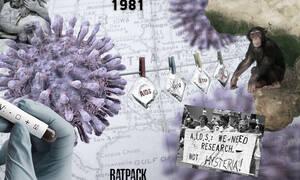 Έξι ιστορικοί ιοί πολύ πιο φονικοί από τον κοροναϊό