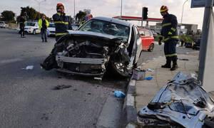 Τραγωδία στη Λεμεσό: Κατέληξε η 80χρονη που τραυματίστηκε σε τροχαίο