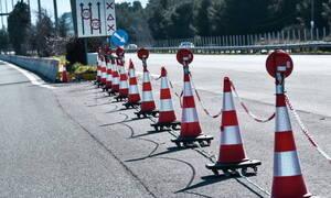 Προσοχή! Κυκλοφοριακές ρυθμίσεις την Πέμπτη (27/2) στον κόμβο της Ακράτας