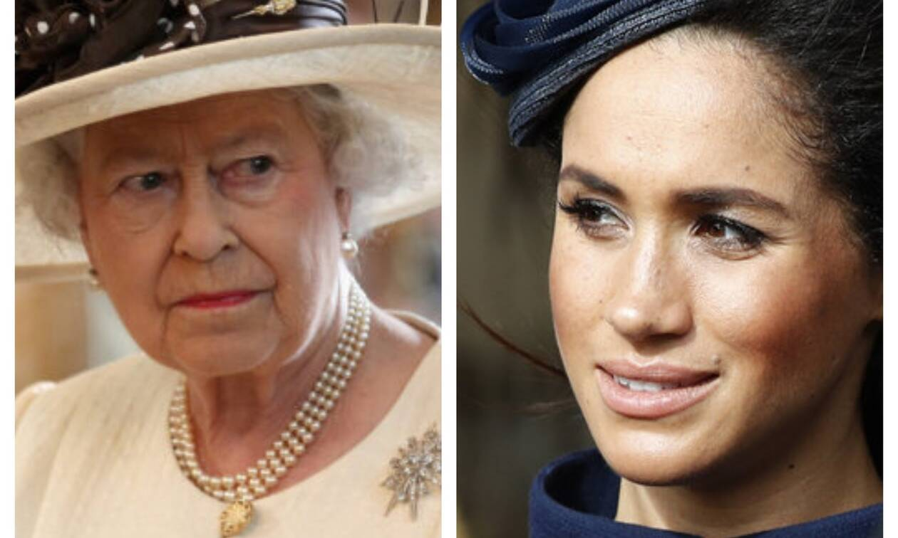 «Ξεσπάθωσε» η Μέγκαν: Βαριές κατηγορίες κατά της βασίλισσας Ελισάβετ