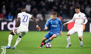 Λιόν-Γιουβέντους 1-0: Γαλλικό προβάδισμα ενόψει Τορίνο (photos+videos)