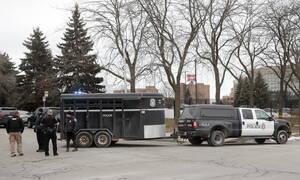 ΗΠΑ: Μακελειό με επτά νεκρούς σε ζυθοποιία στο Μιλγουόκι