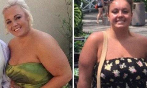 Τρομακτική μεταμόρφωση: 26χρονη έχασε 50 κιλά – Δείτε πώς έγινε