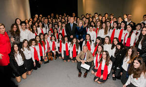 Το Κολλέγιο Αθηνών στο πλευρό των παιδιών της «ΕΛΠΙΔΑΣ»