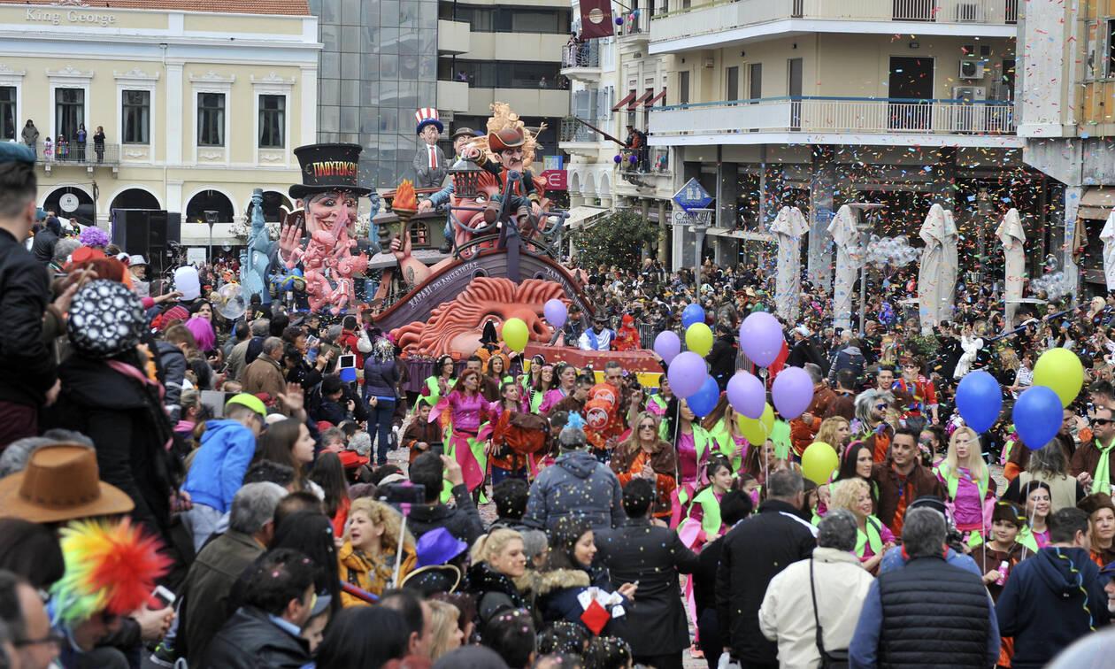 Κοροναϊός στην Ελλάδα: Ματαιώνονται οι καρναβαλικές εκδηλώσεις σε ολόκληρη τη χώρα
