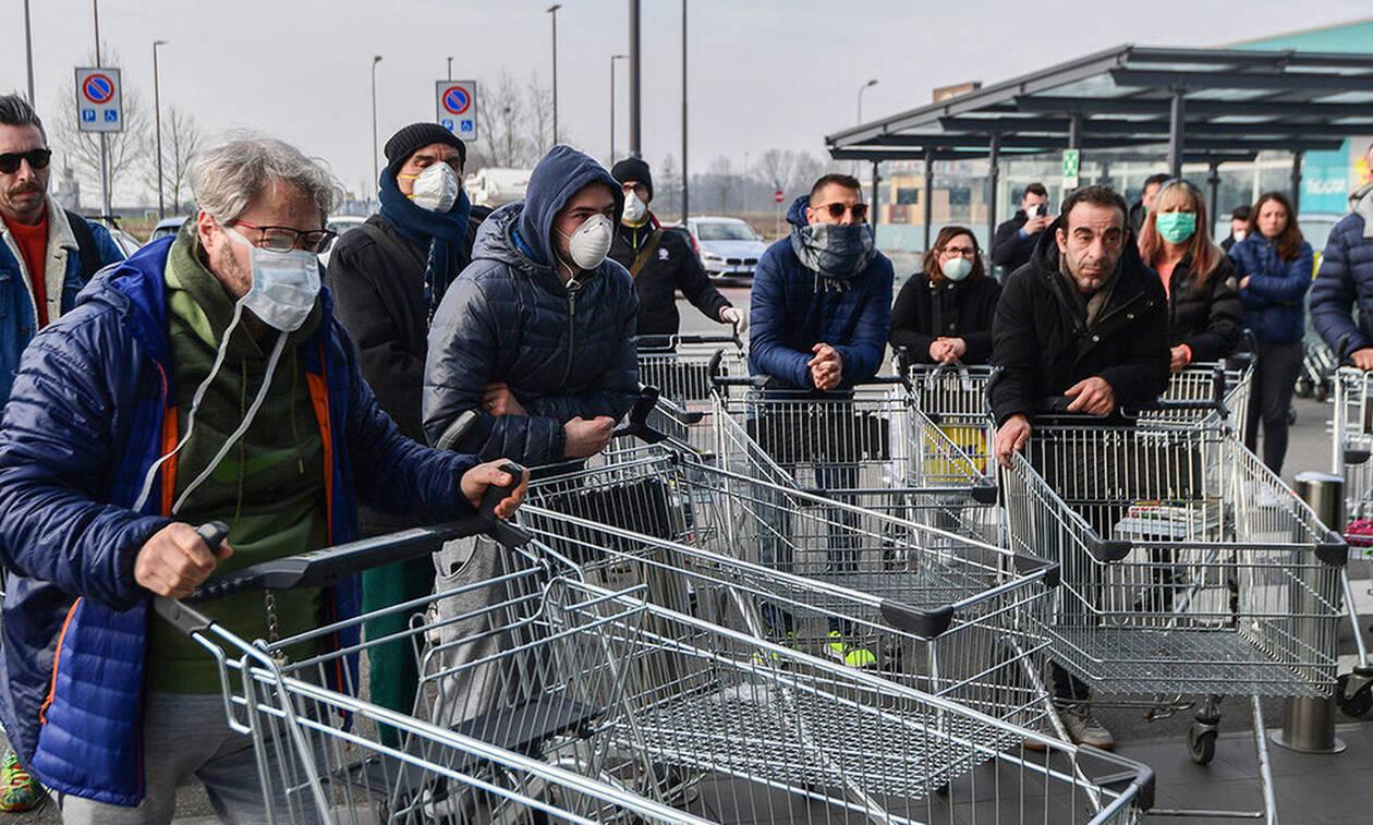 Κοροναϊός: Η εκμετάλλευση εξαπλώνεται πιο γρήγορα από τον ιό